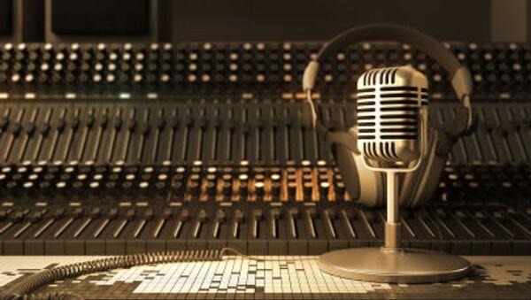Microfono - Sputnik Italia