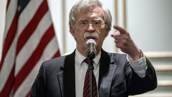 John Bolton - Sputnik Italia