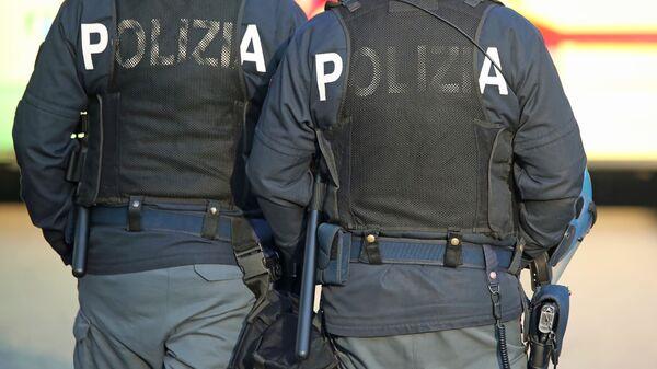 La polizia italiana - Sputnik Italia