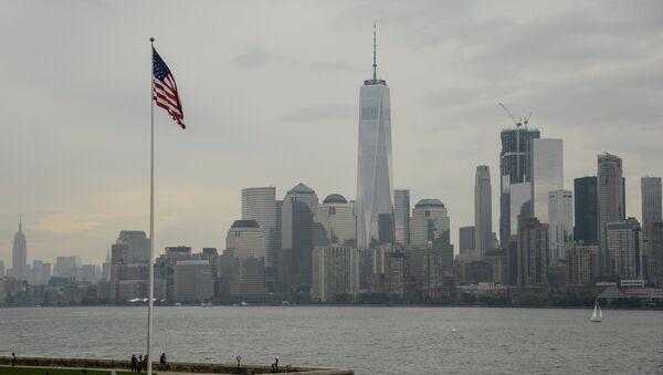 La vista di Manhattan, New York - Sputnik Italia