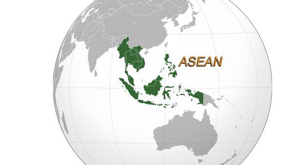 Paesi dell'ASEAN - posizione sulla mappa - Sputnik Italia
