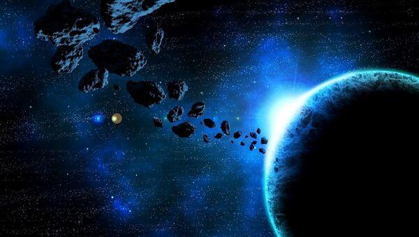 Asteroids - Sputnik Italia
