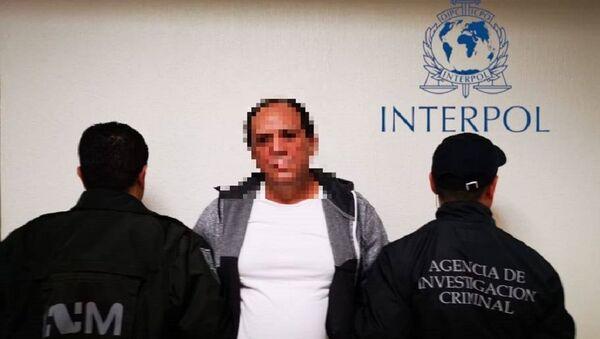 Oliver B. arrestato in Messico - Sputnik Italia