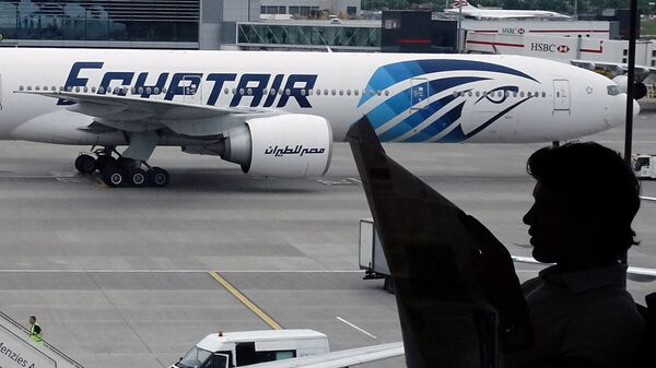 EgyptAir plane (file) - Sputnik Italia