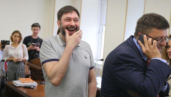 Liberato Kirill Vyshinsky - Sputnik Italia