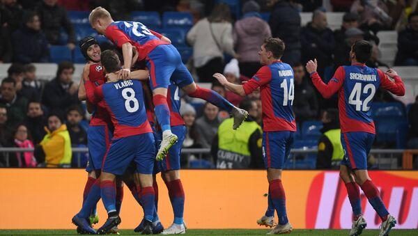 UEFA Champions League. Real Madrid VS CSKA - Sputnik Italia