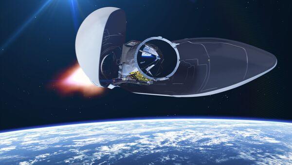 Satellite Aeolus - Sputnik Italia