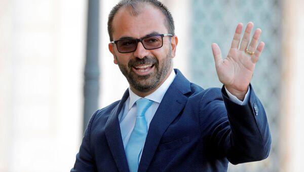 Lorenzo Fioramonti, il ministro dell'Istruzione - Sputnik Italia