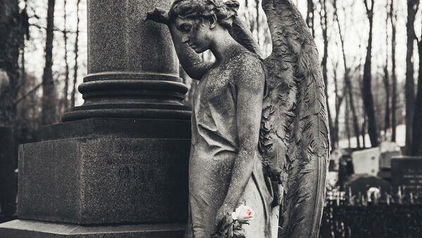 Cimitero di Vvedensky - Sputnik Italia