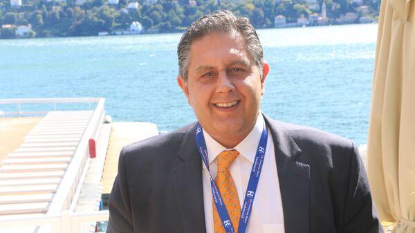 Giovanni Toti, governatore della Liguria - Sputnik Italia