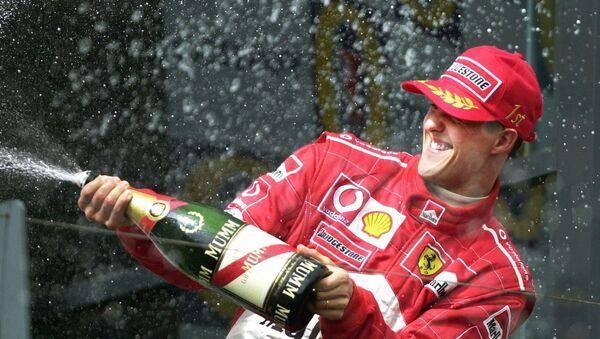 Michael Schumacher - Sputnik Italia