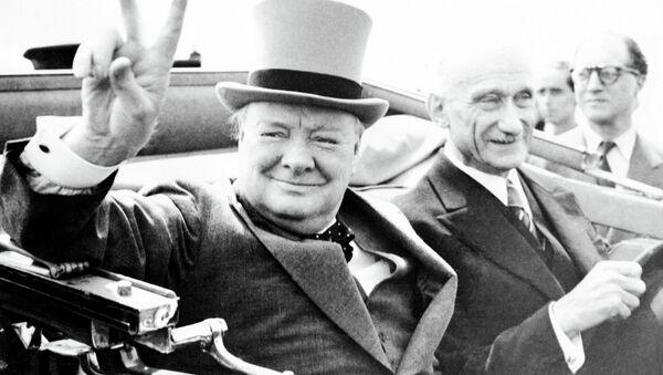 Winston Churchill - Sputnik Italia
