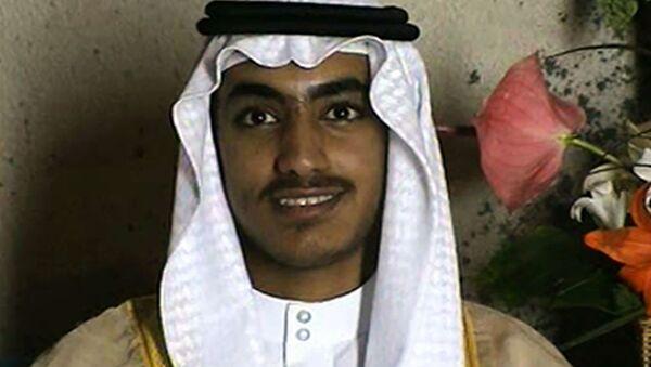 Hamza bin Laden,figlio del capo di Al-Qaeda Osama bin Laden - Sputnik Italia
