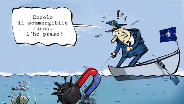 Il folle piano della NATO per contrastare i sottomarini sovietici - Sputnik Italia