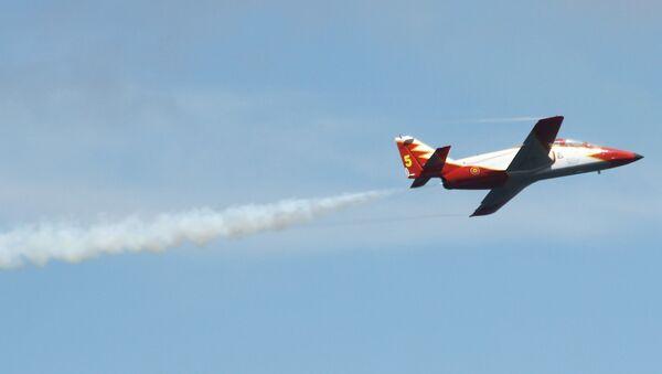 Un aereo spagnolo - Sputnik Italia
