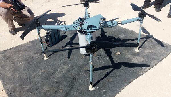 Esercito siriano intercetta drone con bombe a grappolo - Sputnik Italia