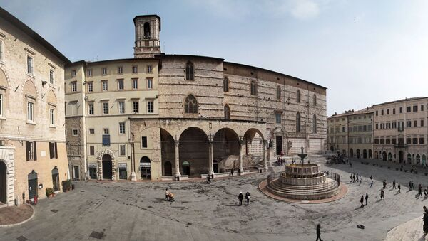 Perugia, Italia - Sputnik Italia
