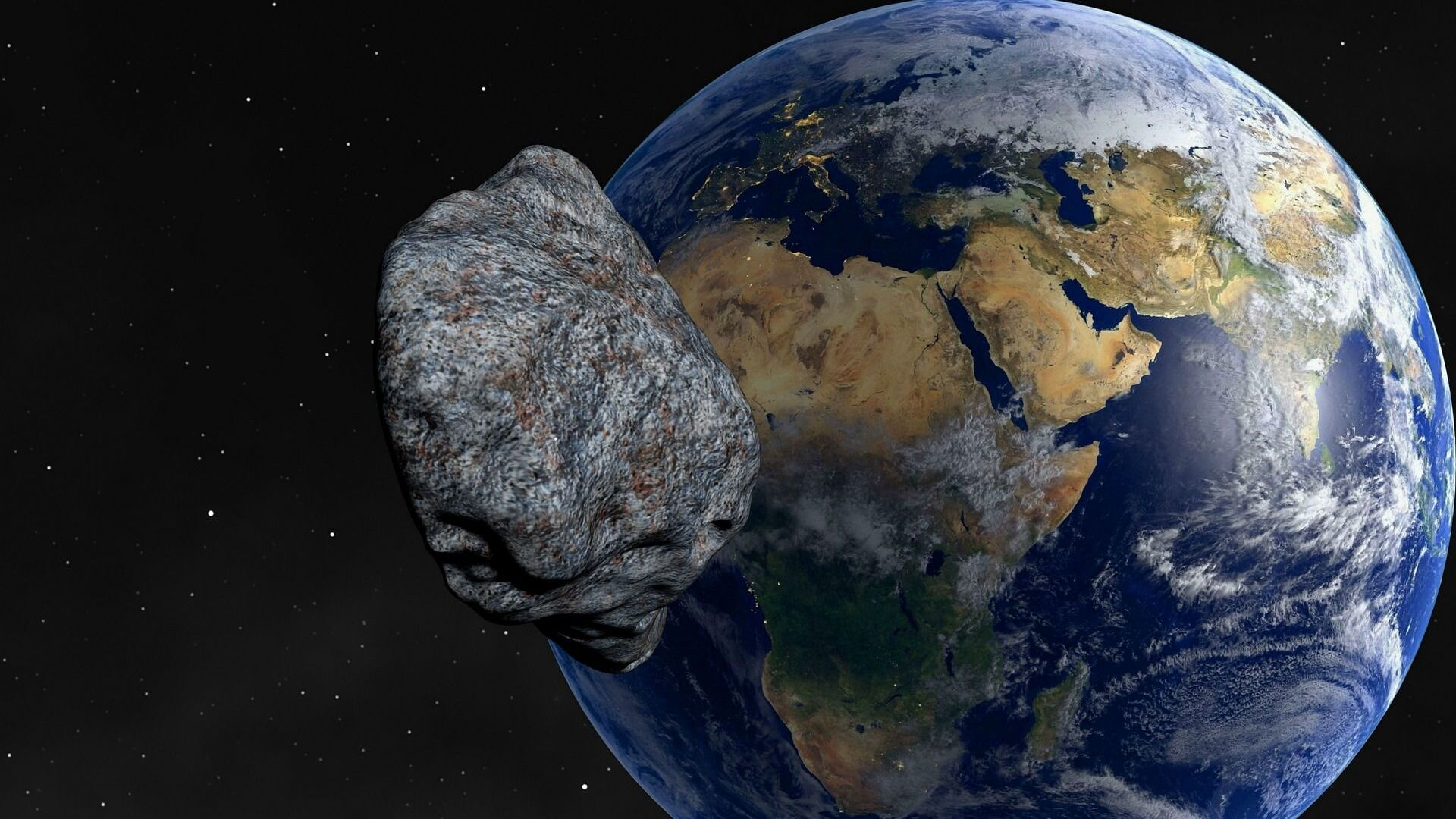 Un asteroide si sta dirigendo verso la Terra - Sputnik Italia, 1920, 30.06.2021