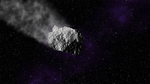 Un asteroide - Sputnik Italia