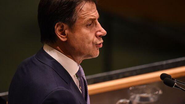 Il Presidente Conte alla 74ª Assemblea Generale delle Nazioni Unite - Sputnik Italia