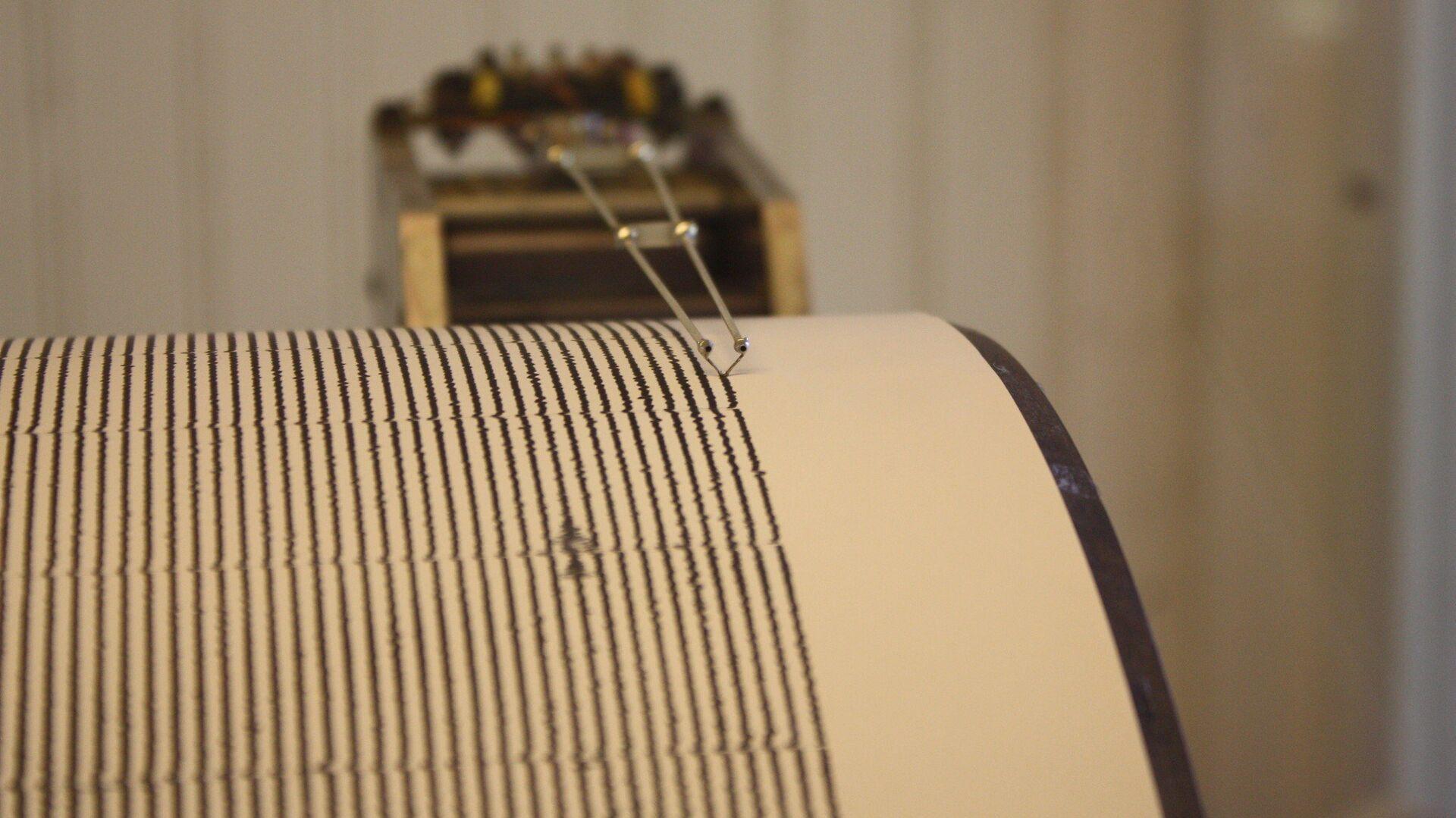 Sismografo per terremoto - Sputnik Italia, 1920, 04.07.2021