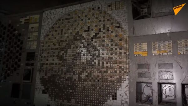 Chernobyl, eccezionale viaggio all'interno del reattore n° 4 - Sputnik Italia