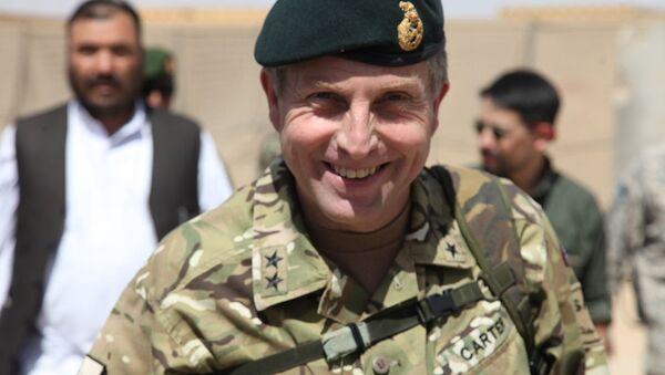 UK Chief of General Staff Gen. Nick Carter (File) - Sputnik Italia