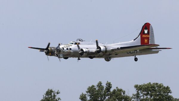 B-17 d'epoca  - Sputnik Italia