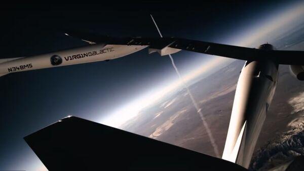 SpaceShipTwo della Virgin Galactic - Sputnik Italia
