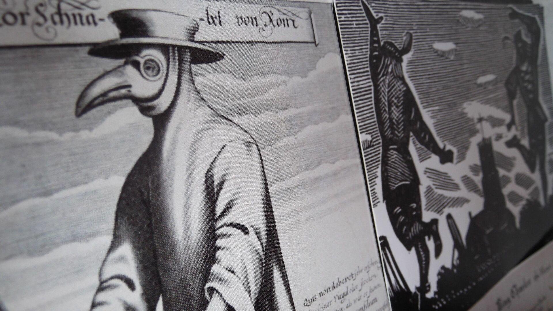 La peste nera - Sputnik Italia, 1920, 04.04.2021