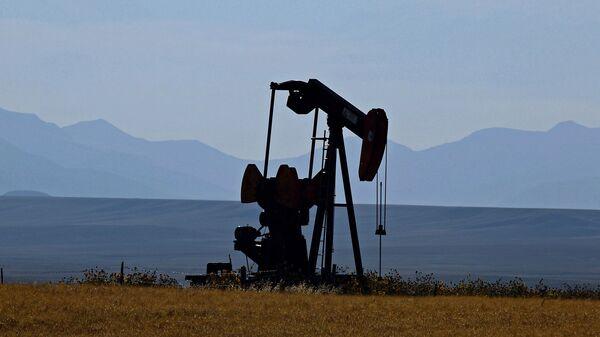 Estrazione di petrolio negli USA - Sputnik Italia