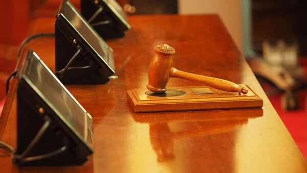 Giustizia in tribunale - Sputnik Italia