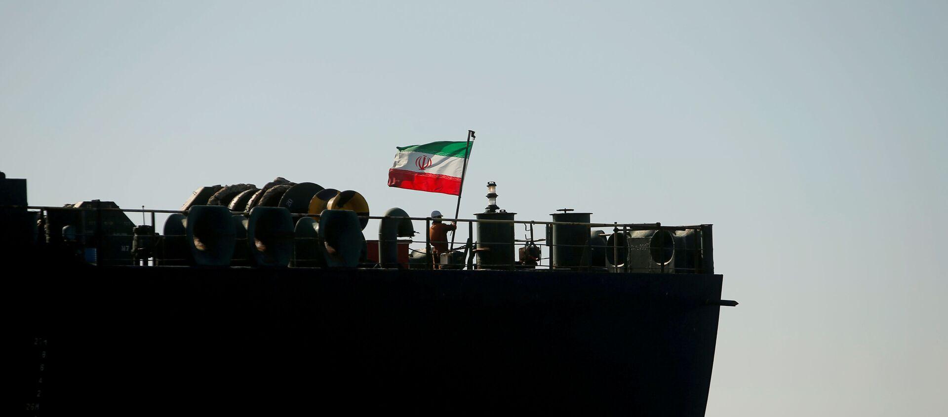 Nave iraniana - Sputnik Italia, 1920, 06.04.2021