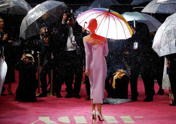 L'attrice Renèe Zellweger alla premiere di Judy a Londra. - Sputnik Italia