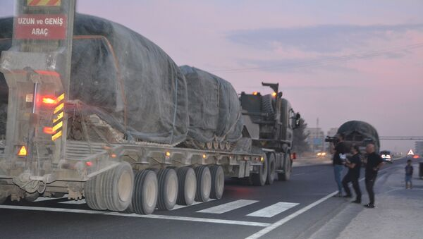 Turchia schiera le forze speciali presso il confine siriano - Sputnik Italia