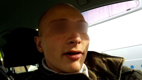 Il presunto attentatore di Halle è il 27enne tedesco Stefan B. - Sputnik Italia