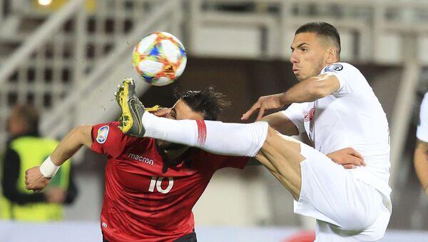 Il calciatore turco Merih Demiral - Sputnik Italia