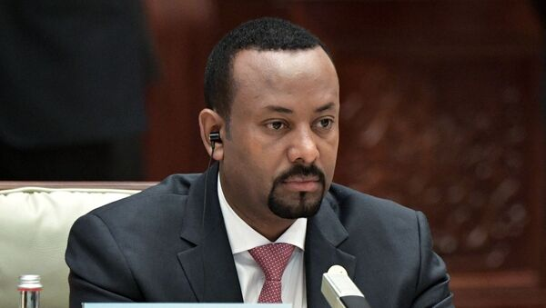 Il premier etiope Abiy Ahmed - Sputnik Italia