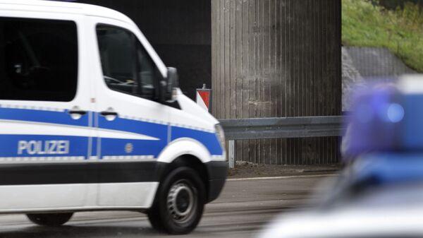 Polizia tedesca - Sputnik Italia