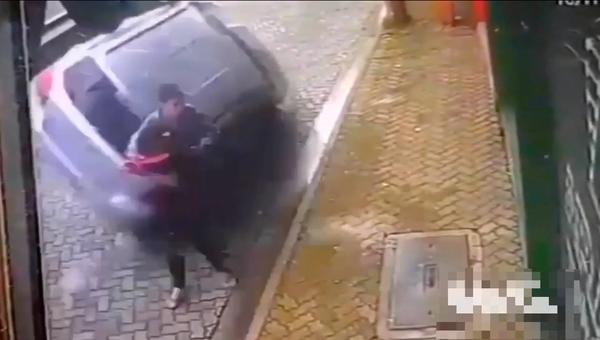 Incidente sfiorato per pochi centimetri - Sputnik Italia