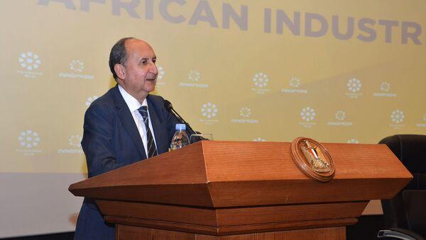 Il ministro egiziano del Commercio e dell'Industria, Arm Nassar - Sputnik Italia