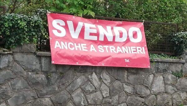 Svendo anche a stranieri - Sputnik Italia