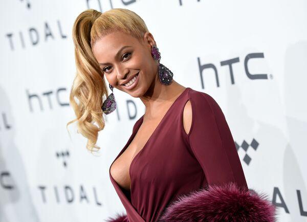 La pop star americana Beyonce su TIDAL X: 1020 a New York - Sputnik Italia