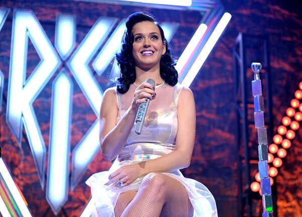 La cantante americana Katy Perry - Sputnik Italia