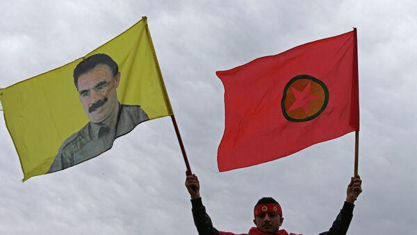 Sostenitore curdo del PKK - Sputnik Italia
