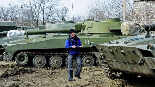 Missione OSCE nel Donbass - Sputnik Italia