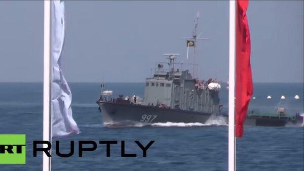 Alla Festa della Marina Militare - Sputnik Italia