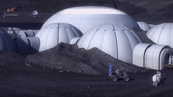 Base lunare russa - Sputnik Italia