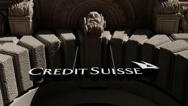 Credit Suisse - Sputnik Italia