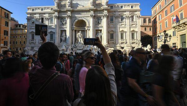 Turisti a Roma - Sputnik Italia